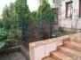 Táblás kerítés