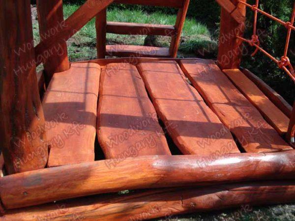 Homokozó fedél fából (Moná-hoz)