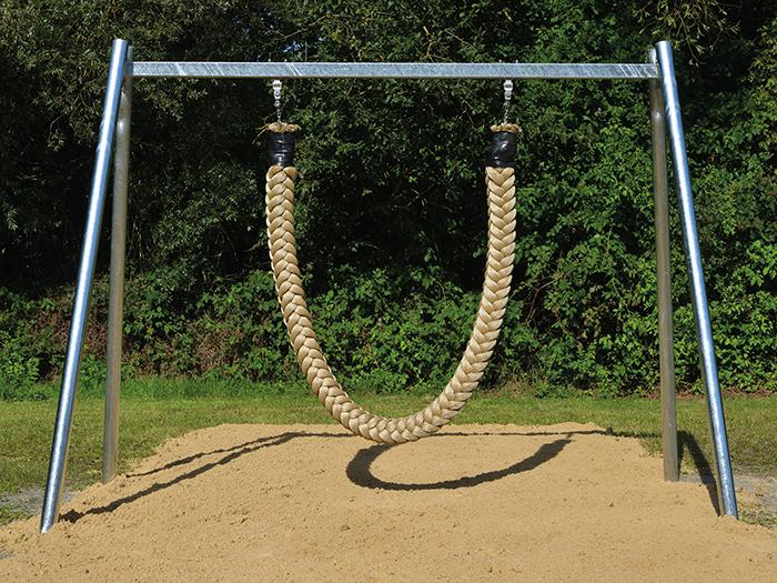 Kötélhinta 4 m-es